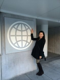 """""""My First Month as a Matsui Washington Fellow"""" Yixi Zhao is a UC Berkeley junior double majoring in Economics and Media Studies. She is currently studying and interning at the World Bank-Finance and Private Sector Research Group as a Matsui Washington Fellow at the University of California Washington D.C. Center."""