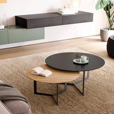 Coffee table design over is a really praiseworthy as well as modern designs. Hope you get the idea or inspiration for your modern coffee table. Wooden Coffee Table Designs, Modern Coffee Tables, Wooden Tables, Chill Lounge, Decor Interior Design, Furniture Design, Design Tisch, Center Table, Living Room Designs