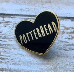 "This Potterhead pin: | 19 ""Harry Potter"" Pins Every Fan Will Want To Buy Immediately"
