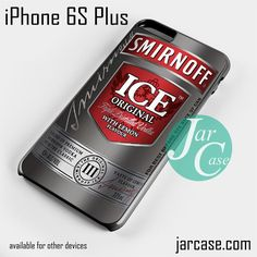 smirnoff ice original Phone case for iPhone 6S Plus and other iPhone devices