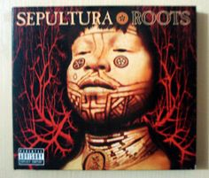 Verita's Sound And Vision: CD Sepultura Roots ( 25th Anniversary Series Reiss...