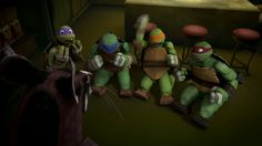 My reaction when a new episode of TMNT comes out.<<<YEP