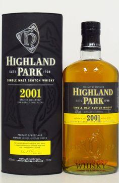 Highland Park, distilled 2001, bottled 2012, 90/100pts//JL Nose: 23 Taste: 23 Finish: 22 Balance: 22