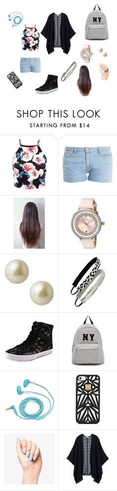 """""""Street style #7"""" by coolestcatsintown ❤ liked on Polyvore featuring Paul & Joe, Ted Baker, Carolee, Sweaty Bands, Rebecca Minkoff, Joshua's, FOSSIL, Hervé Léger, Tory Burch and women's clothing"""