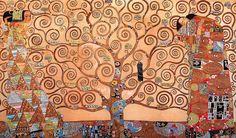 L'Albero della vita di Gustav Klimt