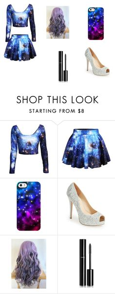 """Untitled #50"" by brandy-carringer ❤ liked on Polyvore featuring Chicnova Fashion, Uncommon, Lauren Lorraine and Chanel"