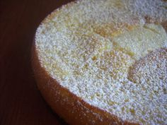 lemony cream butter cake « blackjack bakehouse