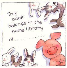 Seguramente que en estos días de vacaciones tienesun ratito para colocar y trasegar portu biblioteca…  Nos referimos a esa colección de libros que los niños van haciendo suya: regalos de c…