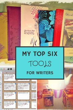These are the top 6 tools I need to help me write a book, everything from Scrivener to Scapple to cups of tea: http://whilethekidsaresleeping.wordpress.com/2013/11/27/writers-ask-writers-what-tools-do-you-need-to-help-you-write/