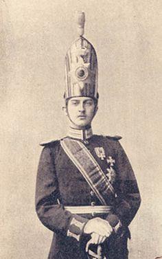 King Ferdinand of Romania in 1893