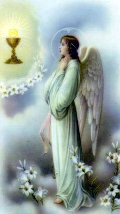 Prayer of the Angel of Fatima   O my God, I believe, I adore, I trust, and I love you. I beg pardon for those who do not believe, do not ador...