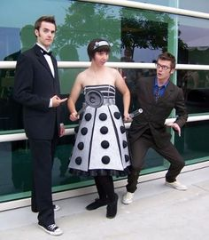 Doctor and Dalek