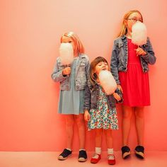 On the blog Im sharing all the fun from our recent visit to @museumoficecream with the whole family.  Click the link in my profile for my ice cream cotton candy and sprinkle fun!