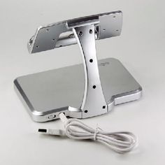 Holder Dock Stand Charger for Apple iPad with USB Cable