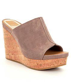 Dolce Vita Ross Wedge Sandals #Dillards