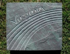Gravestones and Memorials - Individually Designed and Hand Carved Works in Stone.