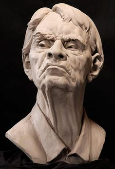 Stone Sculptures, Full Figure Portrait Sculpting by Philippe Faraut (Head Sculpture, Inspiration, Art Sculpture, Modern Sculpture, Stone Sculptures, Sculpture Portrait, Statues, Traditional Sculptures, Art Reference, Concept Art, Artwork