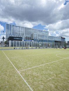 Schiecentrale 4B in Rotterdam, Netherlands
