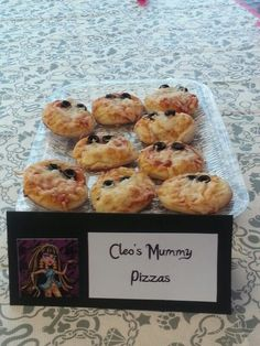Monster High party food