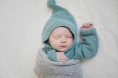 Organic ethical kids knitwear by Canada based label Miou Kids for fall 15