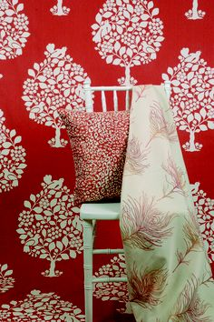 Suburban Home Enchanted Collection by Duralee is stunning!