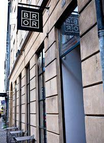 Restaurant Bror, Copenhagen (affordable creative cooking, favorited bythe Noma chef) Sankt Peders Straede 24a