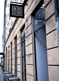 Restaurant Bror, Copenhagen (affordable creative cooking, favorited bythe Noma chef)