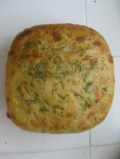 Homemade rosemary bread