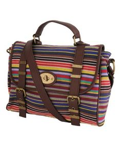 Striped Handbag  $32.80