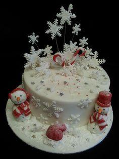 christmas cake ideas | Christmas cakes