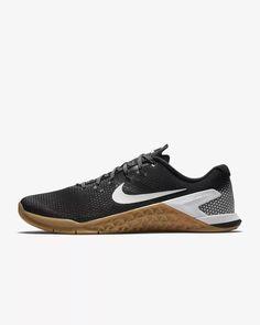 2618f1e4ae Nike Men s Metcon 4 Training Shoes AH7453-006 Black Gum  fashion  clothing