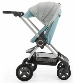 With its compact size and easy fold, the Stokke Scoot is an ideal stroller for city parents navigating crowded streets and public transportation—and busy families who like to travel light. But while i