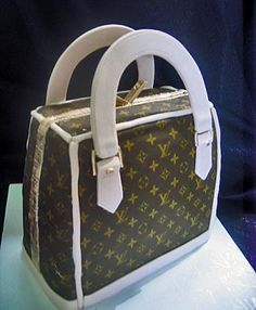Louis Vuitton Cake - Specialty Cakes 1 Collection