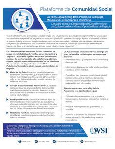 Descubre cómo acceder a mejores oportunidades de negocios con la plataforma de comunidad social de WSI.
