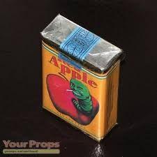 Image result for red apple brand cigarette