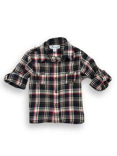 Reece Camp Shirt