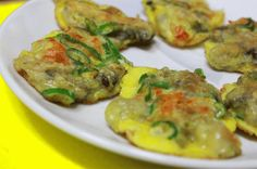 Pan-fried Oysters(Gool Jeon) | All That Korea