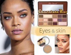 All About Lady Things: Rihanna Beauty Book ♡