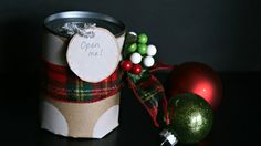 25 Days Of Christmas: DIY Tin-Can treats - ABCFamily.com