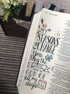 25 + › Sie sind der Gott aller meiner Tage – Ideen für das Bibeljournal #bible Sie sind der Gott aller meiner Tage - Ideen für das Bibeljournal  #aller #bibeljournal #ideen #meiner,