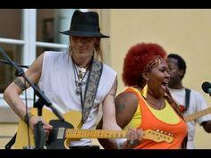Carl Wyatt & Ms. Silky Sol - ROCK ME BABY
