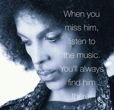 This thoughtful look with a lovely sentiment is a perfect storm ●●● I need a box of tissues! Beautiful reality check ●He is gone, but these photos and cranking up any era of Prince brings it all back ■ He IS Music ■ He will always be here♡◇♡◇◇◇ Prince Meme, Prince Quotes, Mavis Staples, Sheila E, Madonna, The Artist Prince, Prince Purple Rain, Paisley Park, Roger Nelson