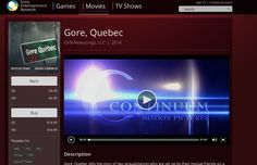 Gore Quebec on the Sony Entertainment Network from Continuum Motion Pictures and done. Great job Continuum.  #continuummotionpictures #gorequebec #jeanlauzon #dannytorres #jasondurdon