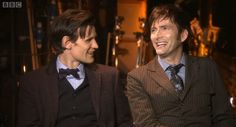 Steven Moffat Teases About The Doctor Who 50th Anniversary Episode Length | DAVID TENNANT NEWS UPDATES