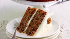 Mary Berry's Carrot and walnut cake