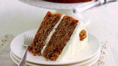 Mary Berry's Carrot and walnut cake