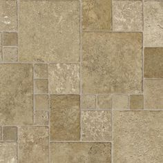 Earthscapes Gold - Tumbled Stone by Earthscapes from Carpet One