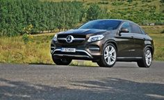 Mercedes-Benz GLE Coupe Detailed in First Drive Review