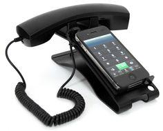 iClooly Elegant Universal Phonestand Black - PDAshop.nl
