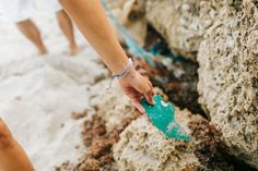Make a difference with one bracelet 4 Oceans, Save Our Oceans, Clean Ocean, Save Our Earth, One Pound, Reusable Shopping Bags, Beautiful Ocean, Braided Bracelets, Sea And Ocean